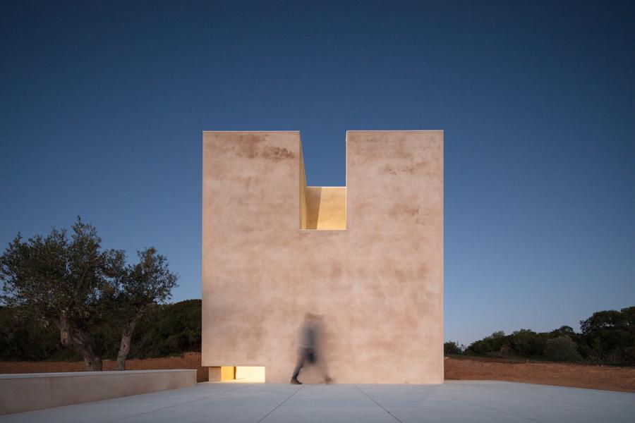 Capela do Monte - João Morgado - Fotografia de arquitectura | Architectural Photography